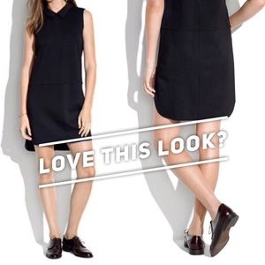 Madewell Dress & Oxfords Outfit Bundle